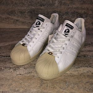 Rare 2003 BAPE x Adidas Superstar Ltd. 1/500 made